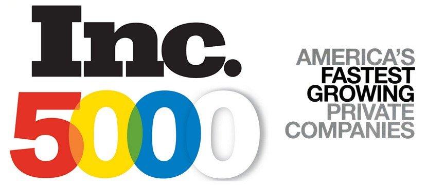 inc. 5000 america's fastest growing companies