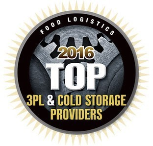 Zipline Logistics Named as One of Top 3PL & Cold Storage Providers