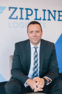 Andrew Lynch Zipline Logistics Pro to Know