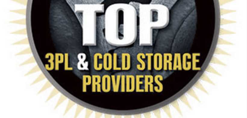 Food Logistics Includes Zipline Logistics on 2017 Top 3PL & Cold Storage Providers List