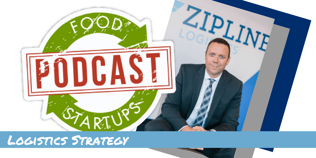Logistics Strategy for Food Startups – Podcast