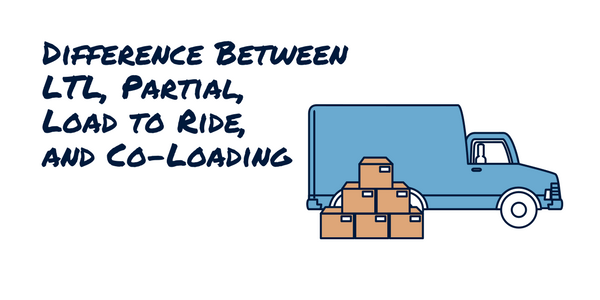 ltl load to ride partial load shipping