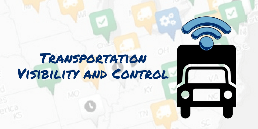 Transportation Visibility and Control