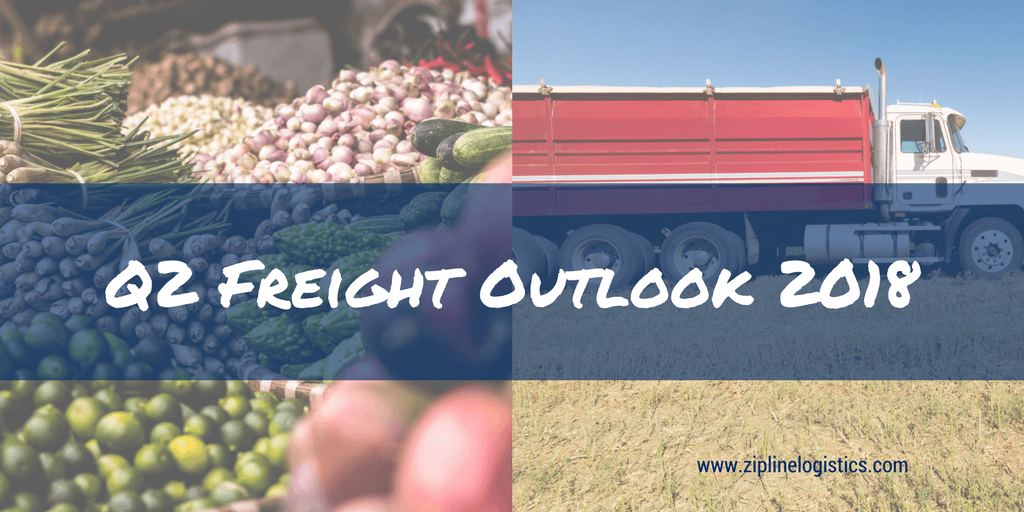 Freight Outlook 2018: Q2 Trucking Rates Update