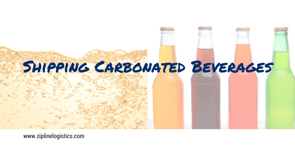 Shipping Carbonated Beverages