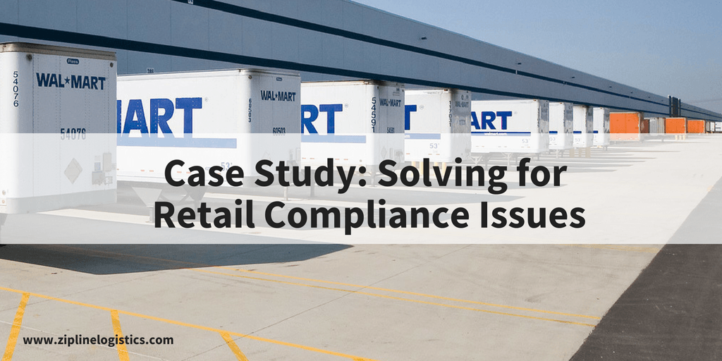 Case Study: Solving for Walmart Vendor Compliance