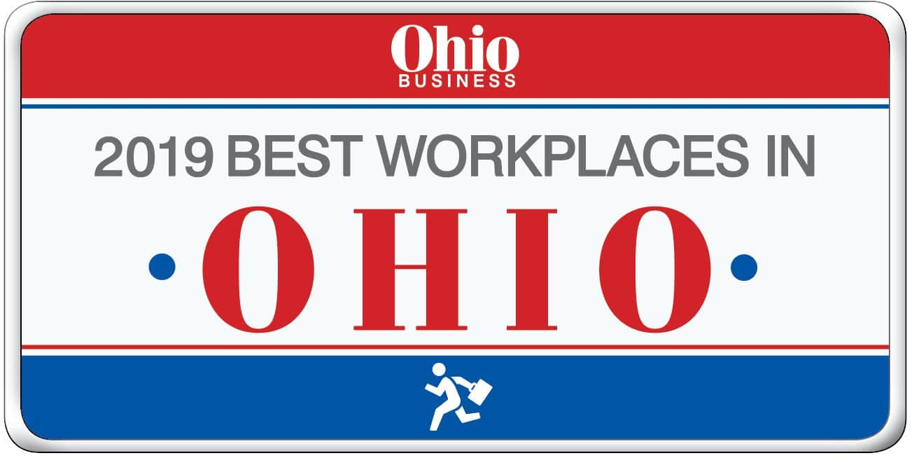 Zipline Logistics Awarded as a Best Workplace in Ohio