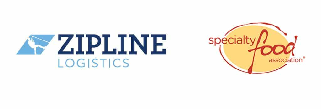 Food Shipping Solutions: Zipline Logistics Announced as New Transportation Partner of Specialty Food Association