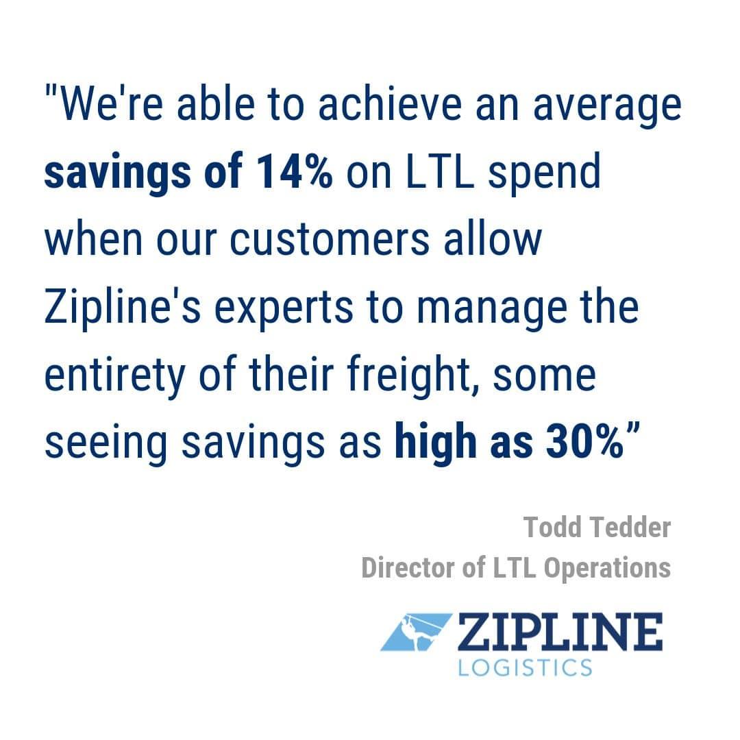 ltl freight savings